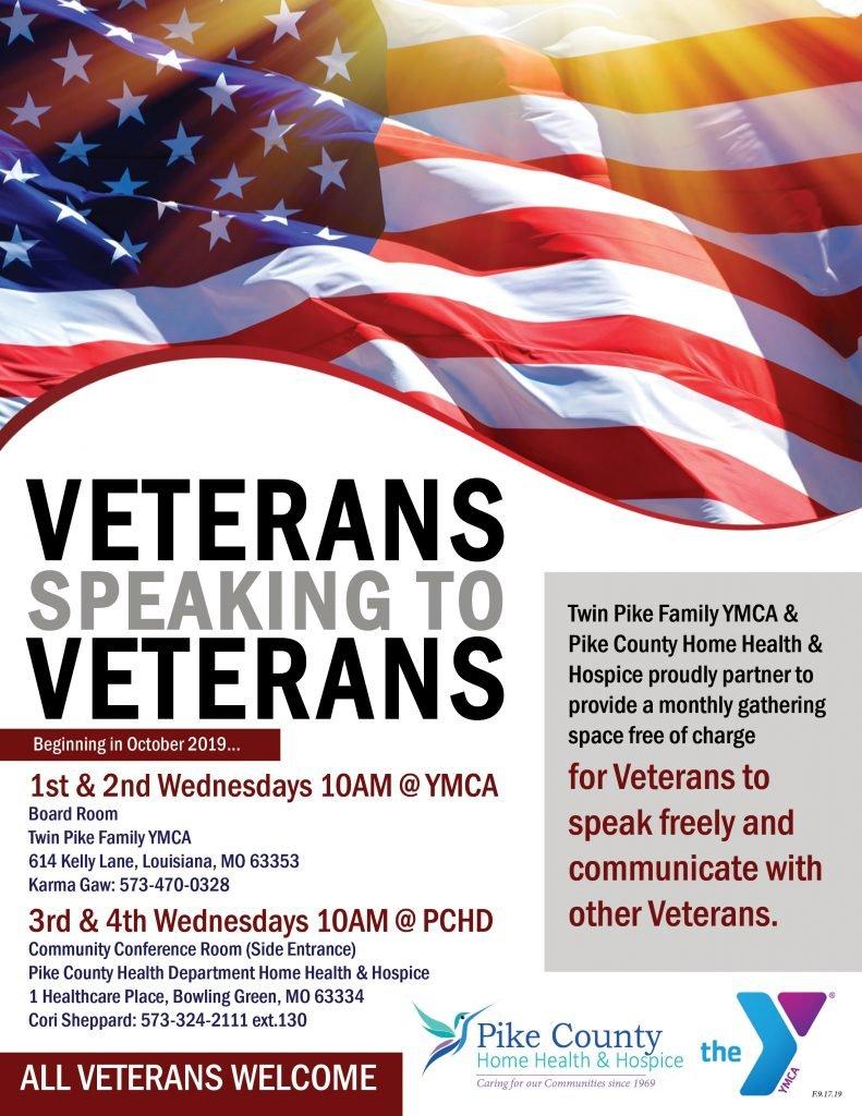 Partnering to help Veterans