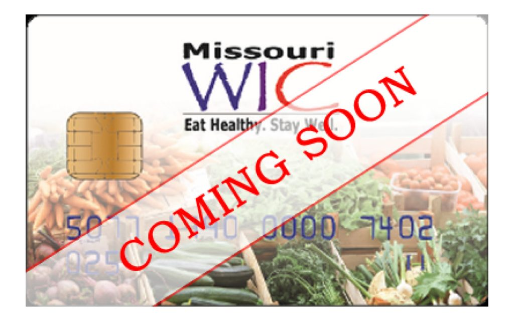 E-WIC card Expected in Pike County by Spring 2020.