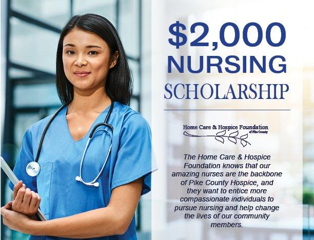 $2,000 Nursing Scholarship