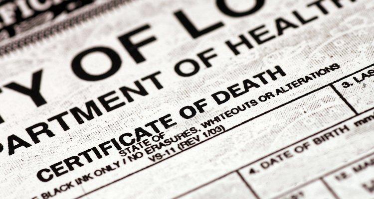 Death Certificate Price Increase