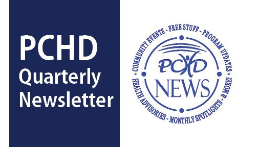PCHD Quarter 1 – 2020 Newsletter